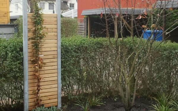 Endreihenhausgarten 3