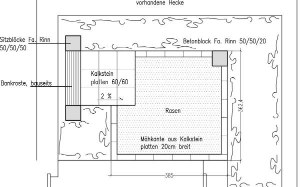 Endreihenhausgarten 6
