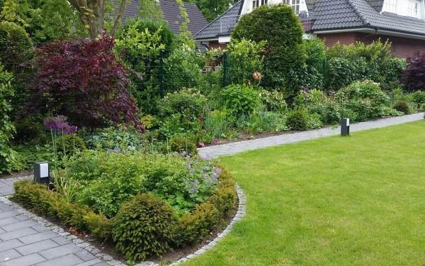 Klassischer Garten 1