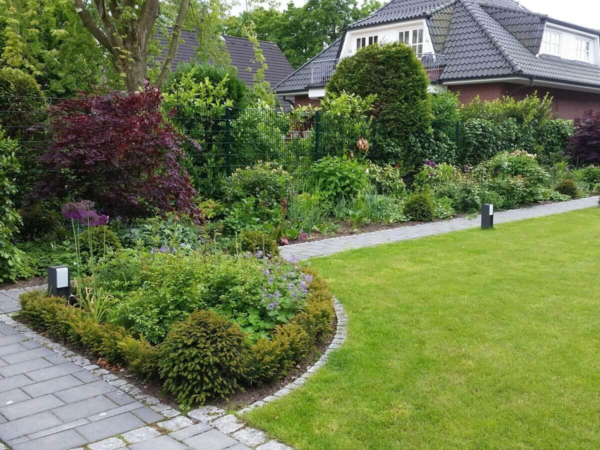 Klassischer Garten 1 vollbild