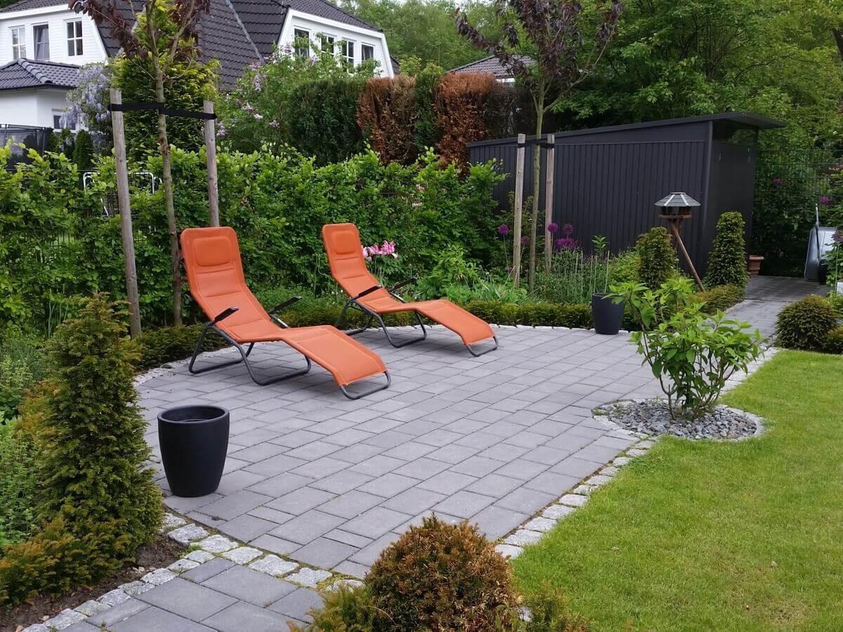 Klassischer Garten 2 vollbild