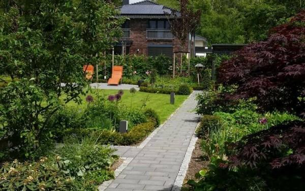 Klassischer Garten 3