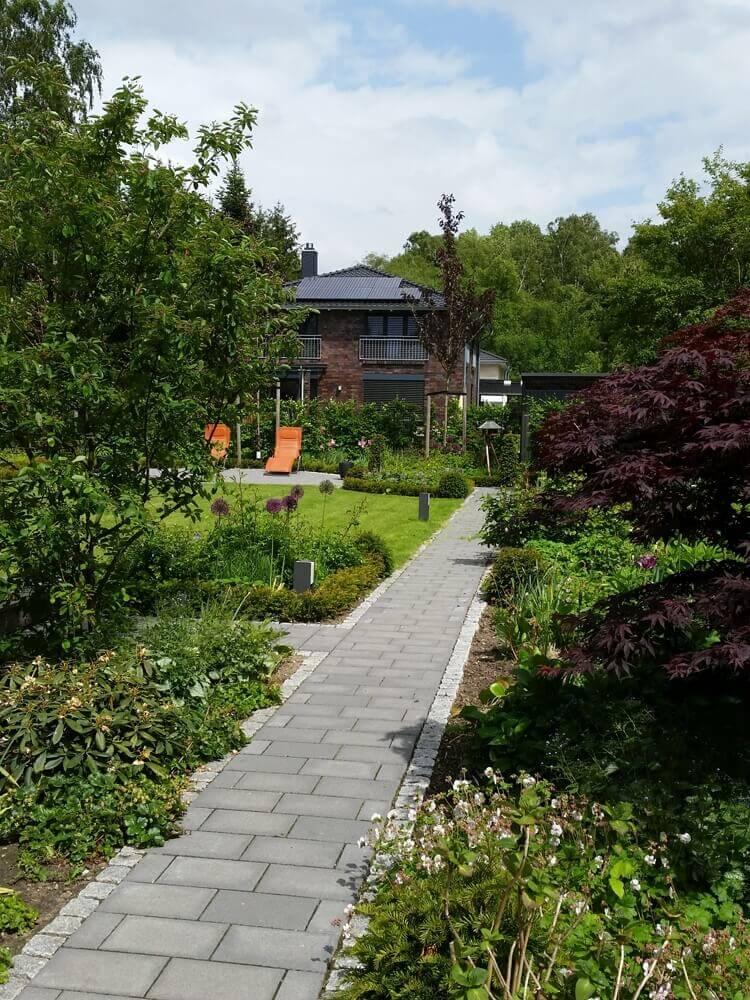 Klassischer Garten 3 vollbild