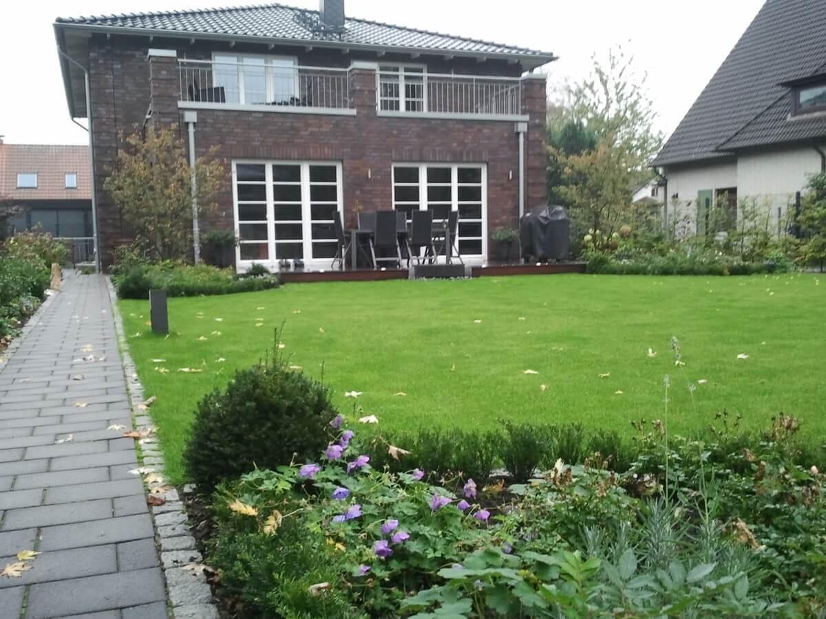 Klassischer Garten 4 vollbild