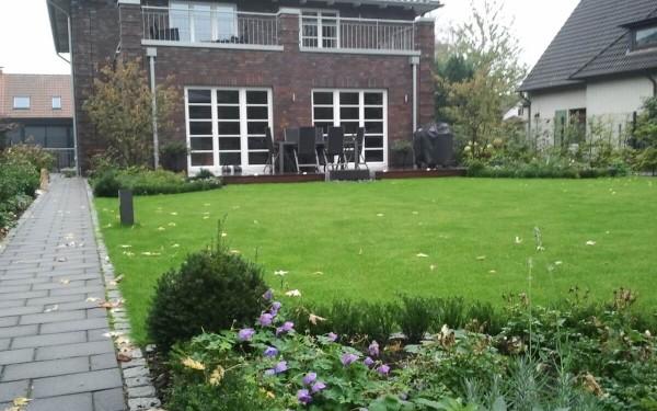 Klassischer Garten 4