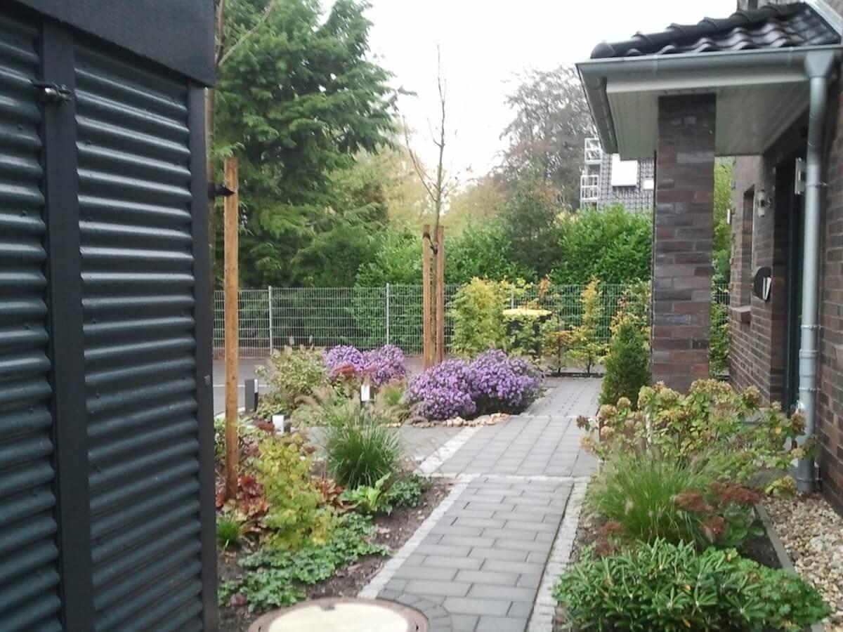 Klassischer Garten 6 vollbild