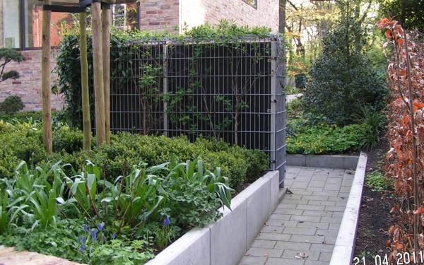 Moderner Garten mit Höhenunterschieden 5
