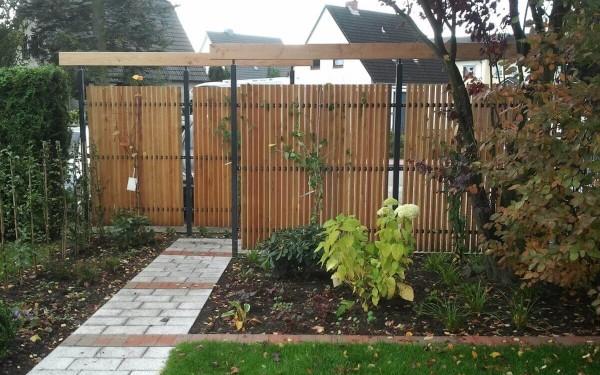Reihenhausgarten Sichtschutz sichtschutz im reihenhausgarten irene alberts landschaftsarchitektin