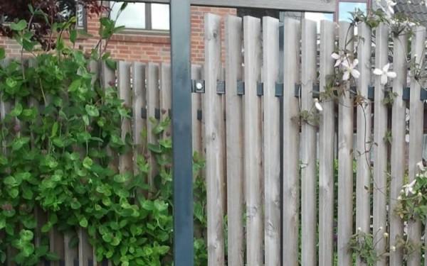 Sichtschutz im Reihenhausgarten 4